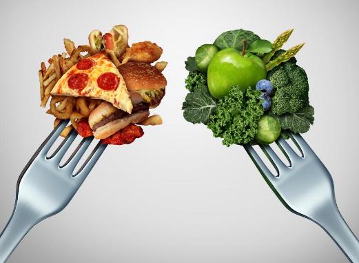 Hàm lượng calo trong thực phẩm