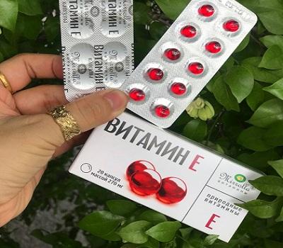 vitamin e do