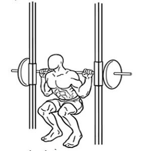 squat giup tang can